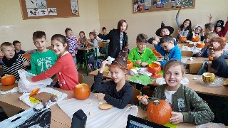 PUMPKIN ART 4a SP1 RYBNIK