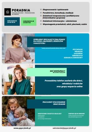 PLAKAT Poradni Psychologiczno-Pedagogicznej